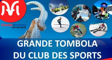 GRANDE TOMBOLA DU CLUB DES SPORTS